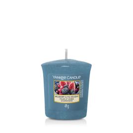 Yankee Candle | Mulberry Fig Delight · Sampler Mum · 1556248E - guruhomestore (TR)