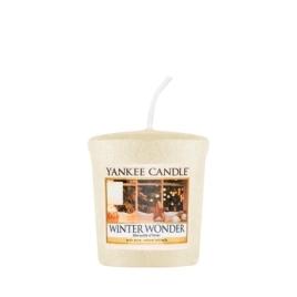 Yankee Candle   Winter Wonder · Sampler Mum · 1595608E - guruhomestore (TR)