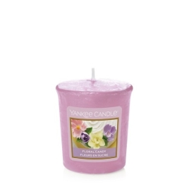 Yankee Candle | Floral Candy · Sampler Mum · 1611875E - guruhomestore (TR)