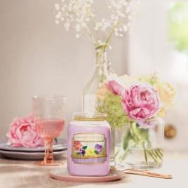 Yankee Candle | Floral Candy · Büyük Mum · 1611845E - guruhomestore (TR)