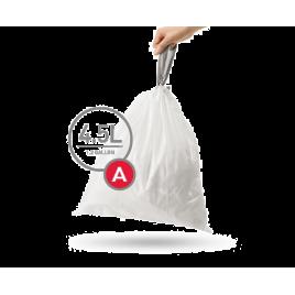 simplehuman® 4.5 Litre çöp poşeti  (a)