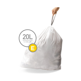 simplehuman® çöp poşeti (e) CW0164
