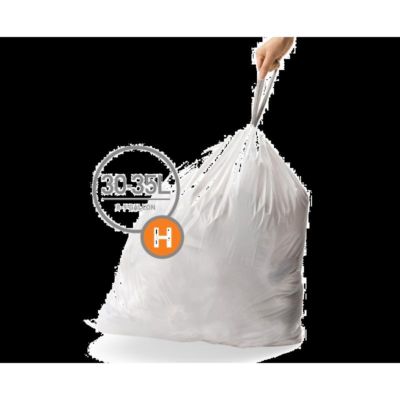 simplehuman® çöp poşeti (h) CW0168