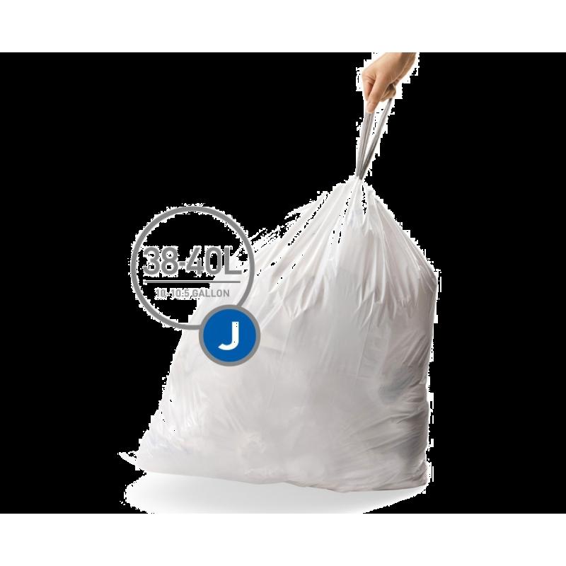 simplehuman® çöp poşeti (J) CW0169