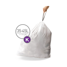 simplehuman® çöp poşeti (k) CW0171