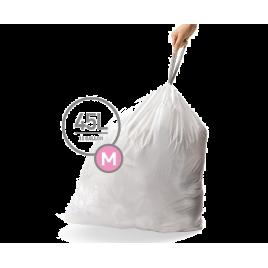 simplehuman® 45 Litre çöp poşeti (m)
