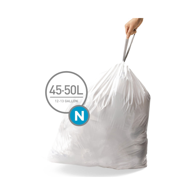 simplehuman® çöp poşeti (n) CW0174