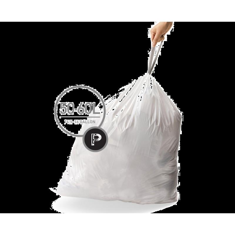 simplehuman® çöp poşeti (p) CW0175