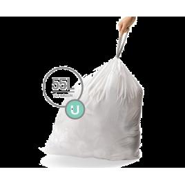 simplehuman® 55 Litre çöp poşeti (u)