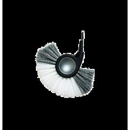 simplehuman tuvalet fırçası başlığı (siyah)