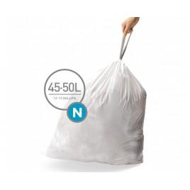 simplehuman® 45-50 Litre çöp poşeti (n) 3'lü paket