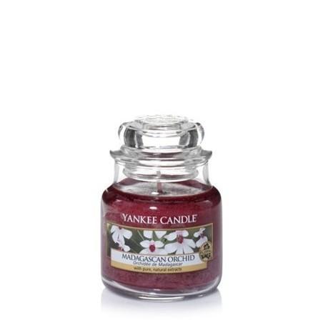 """madagascan orchid"" Yankee Candle Küçük Boy Kavanoz Mum"
