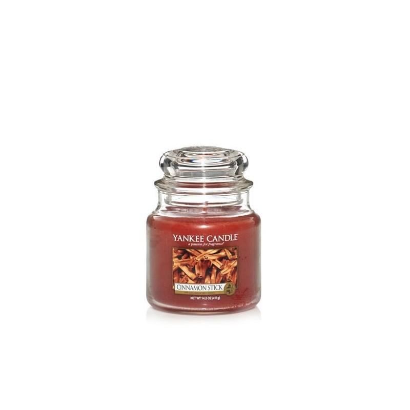 """cinnamon stick"" Yankee Candle Orta Boy Kavanoz Mum 1055975E"