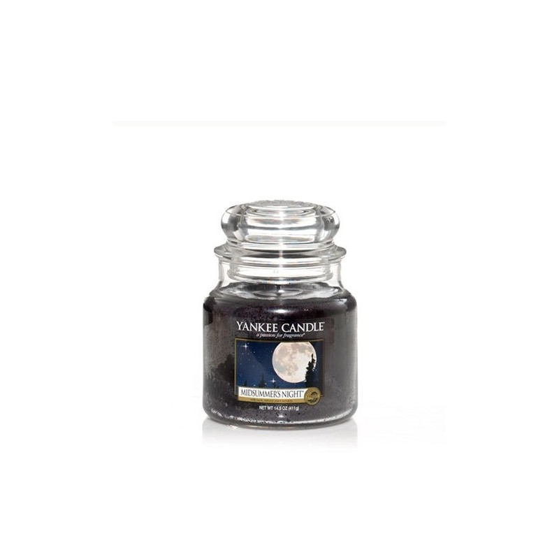 """midsummer's night"" Yankee Candle Orta Boy Kavanoz Mum 114174E"
