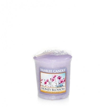 "Yankee Candle ""honey blossom"" Sampler Mum"