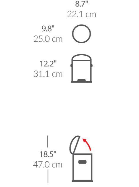 CW1295CB_size_4-5-litre-beyaz-retro-cop-kutusu-simplehuman_guruhomestore